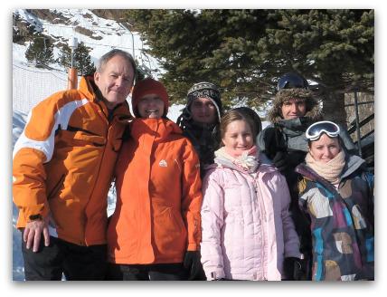 Nile Cruises 4u Skiing!!