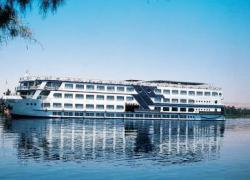 Radamis II Nile Cruise ship