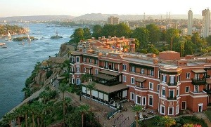 The Old Cataract Hotel, Aswan