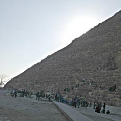 The Great Pyramid November 2012.